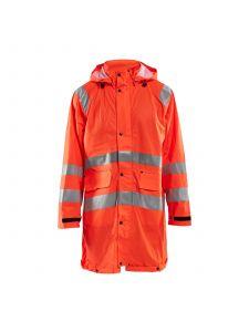 Rain Jacket High Vis Level 1 4324 High Vis Oranje - Blåkläder