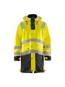 Rain Jacket High Vis Level 3 4326 High Vis Geel/Zwart - Blåkläder