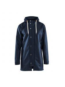 Rain Coat Level 2 4399 Donker Marineblauw - Blåkläder