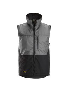Snickers 4548 AllroundWork, Winter Bodywarmer - Grey