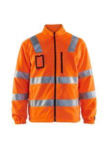 Fleece Jacket 4853 High Vis Oranje  - Blåkläder