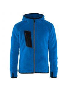 Furry Pile Jacket 4863 Ocean Blauw - Blåkläder