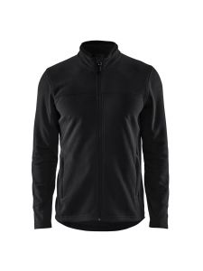 Blåkläder 4895-1010 Super Lightweight Fleece Jacket - Black