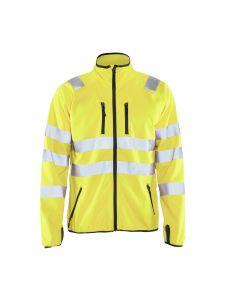 High Vis Jacket Softshell 4906 High Vis Geel - Blåkläder