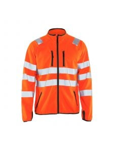 High Vis Jacket Softshell 4906 High Vis Oranje - Blåkläder