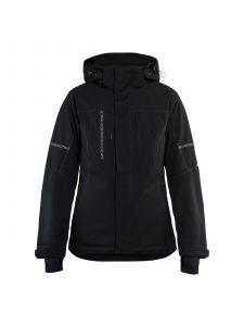 Ladies Shell Jacket 4908 Zwart - Blåkläder