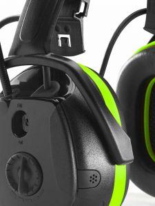 Hellberg Synergy Multi-Point Bevestiging Cap/Helm
