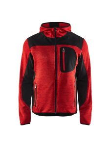 Blåkläder 4930-2117 Knitted Jacket - Red