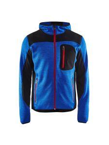 Blåkläder 4930-2117 Knitted Jacket - Cornflower Blue
