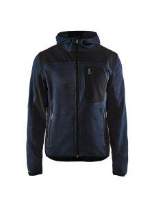 Blåkläder 4930-2117 Knitted Jacket - Dark Navy