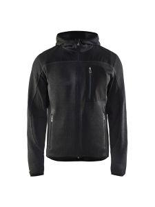 Blåkläder 4930-2117 Knitted Jacket - Dark Grey