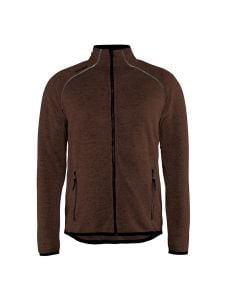 Blåkläder 4942-2117 Knitted Jacket - Brown