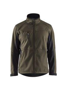 Blåkläder 4950-2516 Softshell Jacket - Green