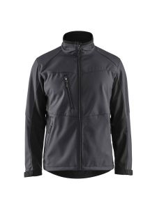 Blåkläder 4950-2516 Softshell Jacket - Mid Grey