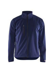 Blåkläder 4952-2518 Light Softshell Jacket - Navy