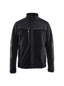 Blåkläder 4955-2524 Windproof Fleece Jacket - Black