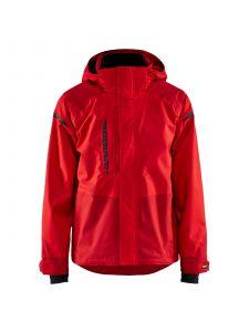 Shell Jacket 4988 Rood/Donkerrood - Blåkläder