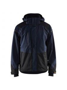 Shell Jacket 4988 Donker Marineblauw/Zwart - Blåkläder
