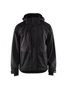 Shell Jacket 4988 Donkergrijs/Zwart - Blåkläder