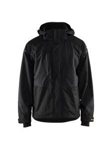 Shell Jacket 4988 Zwart - Blåkläder