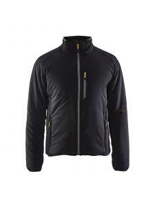 Insulation Jacket Evolution 4992 Zwart/Geel - Blåkläder
