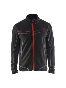 Micro Fleece Jacket 4997 Zwart - Blåkläder