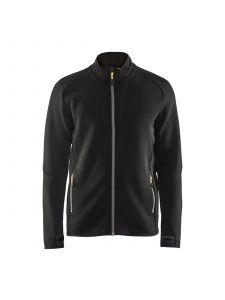 Fleece Jacket Evolution 4998 Zwart - Blåkläder