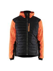 Blåkläder 5930-2117 Hybrid Jacket - Orange