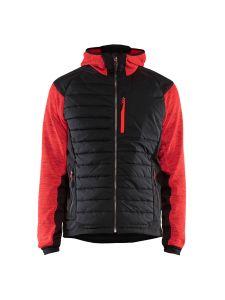 Blåkläder 5930-2117 Hybrid Jacket - Red
