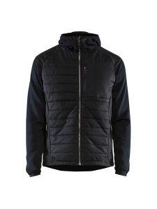 Blåkläder 5930-2117 Hybrid Jacket - Dark Navy
