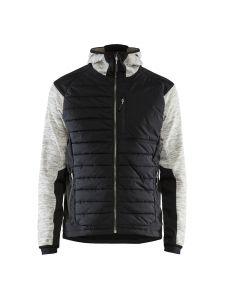 Blåkläder 5930-2117 Hybrid Jacket - Grey Melange