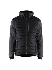Blåkläder 5930-2117 Hybrid Jacket - Dark Grey