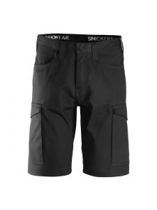 Snickers 6100 Service Shorts - Black