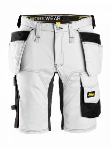 Snickers 6141 AllroundWork Stretch Work Shorts Holster Pockets
