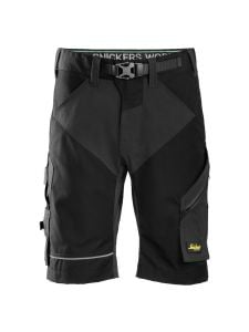 Snickers 6914 FlexiWork, Shorts+ - Black