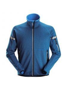 Snickers 8004 AllroundWork, 37.5® Fleece Jack - True Blue