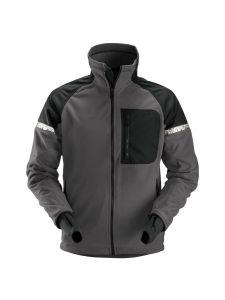 Snickers 8005 AllroundWork, Windproof Fleece Jack - Steel Grey