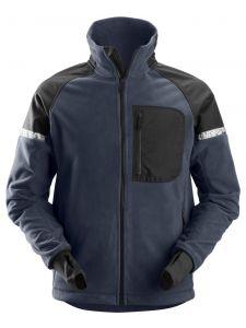 Snickers 8005 AllroundWork, Windproof Fleece - Navy