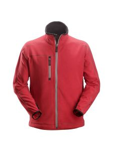 Snickers 8012 A.I.S Fleece Jack - Chili Red