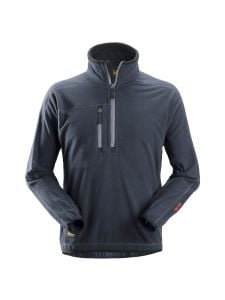 Snickers 8013 A.I.S Pullover 1/2 Zip - Navy
