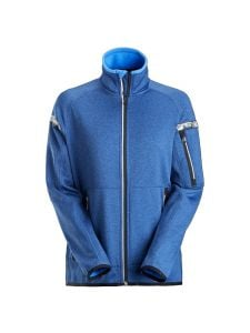Snickers 8017 AllroundWork, 37.5® Dames Fleece Jack - True Blue