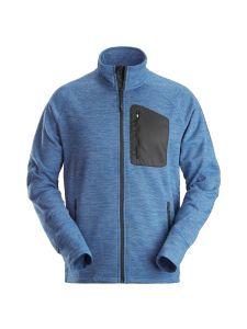 Snickers 8042 FlexiWork, Fleece Jack - True Blue