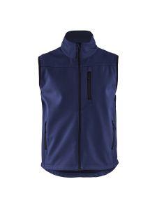Blåkläder 8170-2515 Softshell Vest - Navy