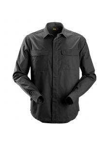 Snickers 8510 Service Shirt l/m - Black