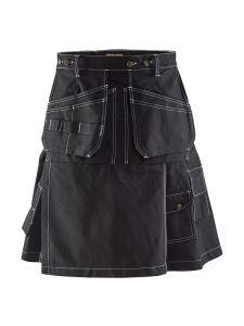 Blåkläder 8566-1370 Craftsman Kilt - Black