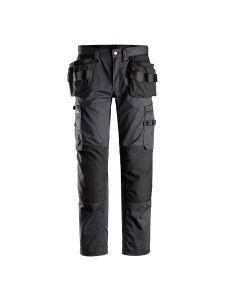 Dunderdon P11 Vantage Work Trousers - Black