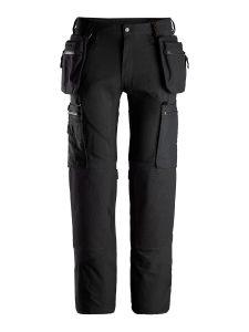 Dunderdon P16 Work Trouser - Black