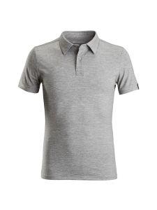 Dunderdon T15 Polo Shirt - Grey Melange