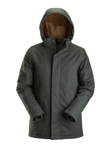 Dunderdon J25 Canvas Parka - British Green
