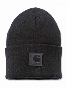 Carhartt 101070 Muts Watch Hat Black Label